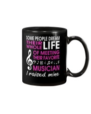 Meeting Favorite Musician Mom Mother Raise Mine Mug thumbnail