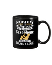 FUNNY SAX TSHIRT FOR SAXOPHONE PLAYER Mug thumbnail