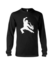 FUNNY SAX TSHIRT FOR SAXOPHONE PLAYER Long Sleeve Tee tile