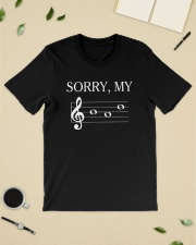 FUNNY DESIGN FOR MUSICIANS Classic T-Shirt lifestyle-mens-crewneck-front-19