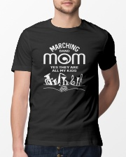 AWESOME TSHIRT FOR MARCHING BAND LOVERS Classic T-Shirt lifestyle-mens-crewneck-front-13