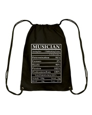 TSHIRT FOR MUSICIAN - MUSIC TEACHER - ORCHESTRA Drawstring Bag thumbnail