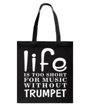 TRUMPET TSHIRT FOR TRUMPETER Tote Bag thumbnail