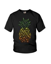 PINEAPPLE MUSIC CHOIR SHIRT FOR MUSICIAN TEACHER Youth T-Shirt thumbnail