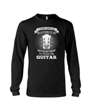ELECTRIC ACOUSTIC GUITAR TSHIRT FOR GUITARIST Long Sleeve Tee tile