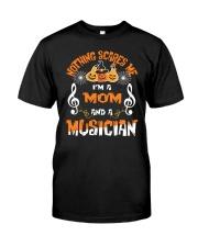 FUNNY MUSIC THEORY TSHIRT FOR MUSICIAN TEACHER Classic T-Shirt thumbnail