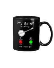 FUNNY DESIGN FOR BANJO PLAYERS Mug thumbnail