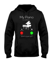 MUST HAVE FOR PIANISTs Hooded Sweatshirt thumbnail