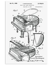 MUST HAVE FOR PIANISTs 11x17 Poster front