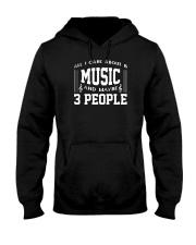 FUNNY MUSIC THEORY TSHIRT FOR MUSICIAN TEACHER Hooded Sweatshirt thumbnail