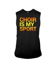 CHOIR SINGING SINGER VOCALIST - SING TSHIRT Sleeveless Tee thumbnail