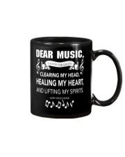 I'M NAPPING FUNNY MUSIC TSHIRT FOR MUSICIAN Mug thumbnail