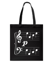 TSHIRT FOR MUSICIAN - MUSIC TEACHER - ORCHESTRA Tote Bag tile