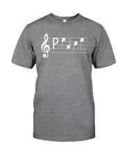 TSHIRT FOR MUSICIAN - MUSIC TEACHER - ORCHESTRA Classic T-Shirt tile