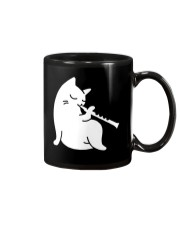 FUNNY DESIGN FOR FLUTE PLAYERS Mug tile