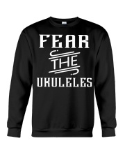 FUNNY DESIGN FOR UKULELE LOVERS Crewneck Sweatshirt thumbnail
