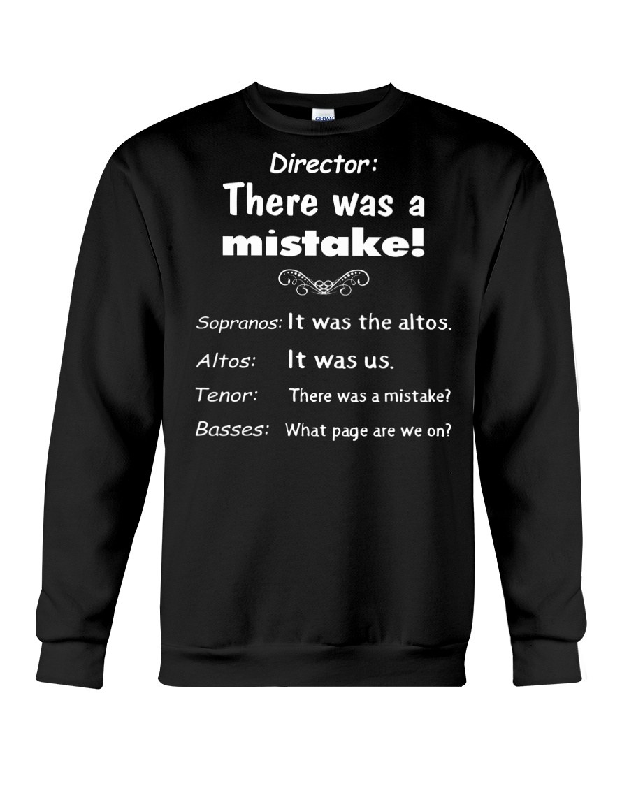 AWESOME DESIGN FOR SINGING LOVERS Crewneck Sweatshirt