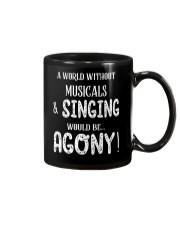THEATRE THEATER MUSICALS MUSICAL TSHIRT Mug thumbnail