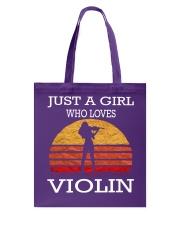 FUNNY  DESIGN FOR VIOLIN PLAYERS Tote Bag thumbnail
