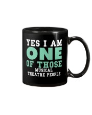 THEATRE THEATER MUSICALS MUSICAL TSHIRT Mug tile
