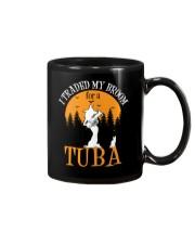 TUBA TSHIRT FOR TUBIST TUBAIST Mug thumbnail