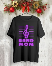 FUNNY TSHIRT FOR MUSICIAN - THE OWL NOTE Classic T-Shirt lifestyle-holiday-crewneck-front-2