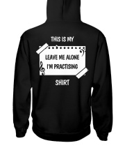 FUNNY DESIGN FOR MUSICIANS Hooded Sweatshirt thumbnail