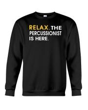 FUNNY DESIGN FOR PERCUSSION PLAYERS Crewneck Sweatshirt thumbnail