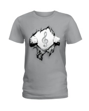 Awesome design for Music Lovers Ladies T-Shirt thumbnail