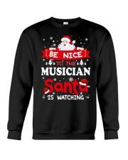 FUNNY DESIGN FOR MUSICIANS Crewneck Sweatshirt front