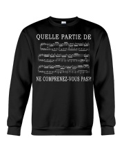 AWESOME DESIGN FOR MUSICIANS Crewneck Sweatshirt thumbnail