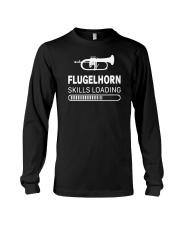 FUNNY DESIGN FOR FLUGELHORN PLAYERS Long Sleeve Tee thumbnail