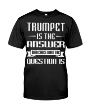 TRUMPET TSHIRT FOR TRUMPETER Premium Fit Mens Tee tile