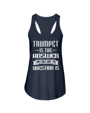 TRUMPET TSHIRT FOR TRUMPETER Ladies Flowy Tank thumbnail