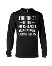 TRUMPET TSHIRT FOR TRUMPETER Long Sleeve Tee tile