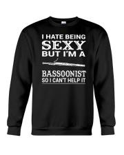 FUNNY  DESIGN FOR BASSOON PLAYERS Crewneck Sweatshirt thumbnail
