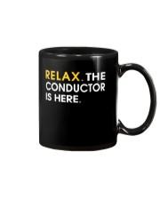 FUNNY SHIRT FOR CONDUCTOR Mug thumbnail