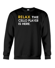 FUNNY TSHIRT FOR CELLO  PLAYERS  Crewneck Sweatshirt thumbnail