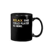 FUNNY TSHIRT FOR CELLO  PLAYERS  Mug thumbnail