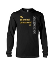 FUNNY DESIGN FOR PERCUSSION PLAYERS Long Sleeve Tee thumbnail