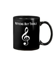 FUNNY MUSIC THEORY TSHIRT  BASS Mug tile