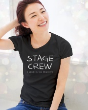 THEATRE THEATER MUSICALS MUSICAL TSHIRT Ladies T-Shirt lifestyle-holiday-womenscrewneck-front-1