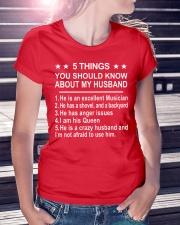 FUNNY DESIGN FOR MUSICIANS Ladies T-Shirt lifestyle-women-crewneck-front-7