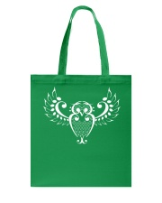 FUNNY TSHIRT FOR MUSICIAN - THE OWL NOTE Tote Bag thumbnail