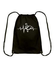 TSHIRT FOR MUSICIAN - MUSIC TEACHER - ORCHESTRA Drawstring Bag thumbnail
