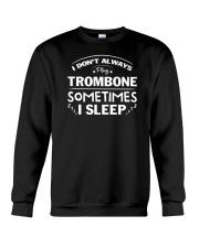 TROMBONE TSHIRT FOR TROMBONIST Crewneck Sweatshirt thumbnail