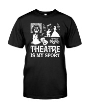 AWESOME DESIGN FOR THEATRE LOVERS Premium Fit Mens Tee thumbnail