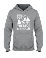 AWESOME DESIGN FOR THEATRE LOVERS Hooded Sweatshirt thumbnail