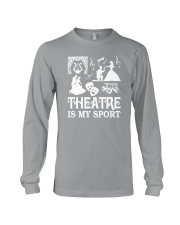 AWESOME DESIGN FOR THEATRE LOVERS Long Sleeve Tee thumbnail