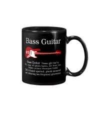 FUNNY BASS GUITAR TSHIRT FOR BASSIST Mug tile